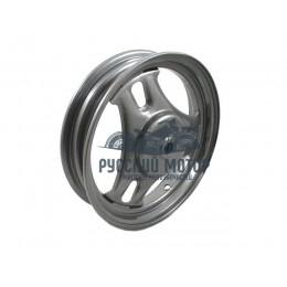 Диск колеса 10' Suzuki AD-50 задний, штампованный, барабанный тормоз