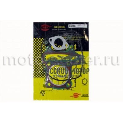 Набор прокладок (ЦПГ) 152QMI 125cc d-52.4 (5+2 маслосъемных колпачка)