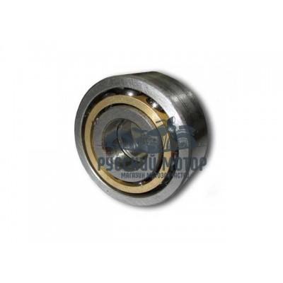 Подшипник 3086304-Л двухрядный шариковый упорный (сепаратор латунь)