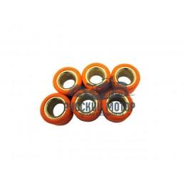 Ролики вариатора (комплект 6 штук) 16*12 7 грамм Suzuki AD 50