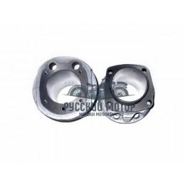 Цилиндры чугунные (пара) диаметр цилиндра d-78мм двигатель 650 см3 без трубочки