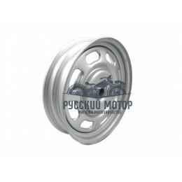 Диск колеса 10' задний, штампованный, барабанный тормоз 2.15-10 125сс