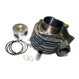 Цилиндро-поршневая группа 157QMJ 4Т d-57.4мм 150cc