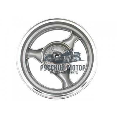 Диск колеса 13' задний, литой, барабанный тормоз, под колодки 130 мм