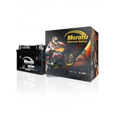 Аккумулятор Moratti YTX5L-BS (12v/5hr, 30EN, VRLA, 114х71х106, 1.8 кг) 6