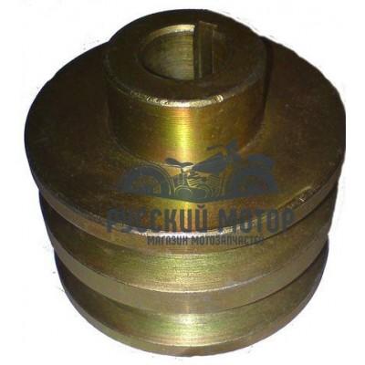 Шкив к импортному двигателю d-19 МБ-1 (прямой)