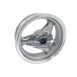 Диск колеса 12' задний, литой, барабанный тормоз 3.50-12 125-150сс