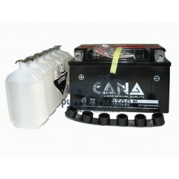 Аккумулятор CANA 12v/7hr YTX7A-BS (85EN, MF, 150*87*94, 2,2кг, +) 6