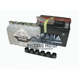 Аккумулятор CANA 12v/9hr YTX9-BS (90EN, MF, 150*88*106, 2,5кг, +) 6