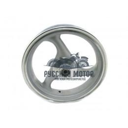 Диск колеса передний 2.50-12 50-80 сс дисковый тормоз алюминиевый