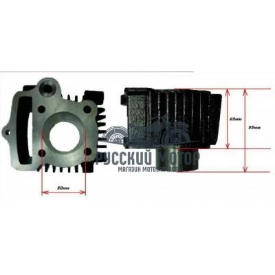 Цилиндро-поршневая группа SEE 139FMB 4Т d-50мм 100cc