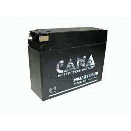 Аккумулятор CANA 12v/2,5hr YT4B-BS (40EN, VRLA) 20 (Suzuki - 'узкая')