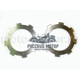 Диск сцепления металлический двигателя 139 FMB 50cc