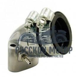 Патрубок карбюратора 139QMB 152-157QMJ-QMI NK200.03 NARAKU Racing 28мм -32мм (впускной коллектор)