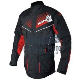 Куртка мотоциклетная JK35 красная (L) Scoyco