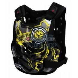 Защита тела (черепаха) AM06 желтая (L) Scoyco