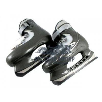 Коньки хоккейные Condor пластиковые коньки 41 размер 4063