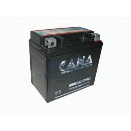 Аккумулятор CANA 12v/10hr YT12B-4 (115EN, VRLA, 150*69*130, +) 8