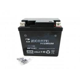 Аккумулятор Moratti 12v/5hr залитый YTX5L-BS MP12x5