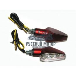 Указатель поворота светодиодный №09 (MINI-LED-10) (2 штуки)