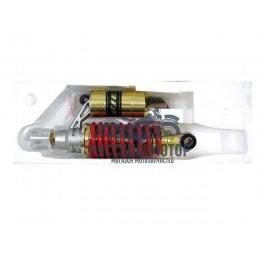 Амортизатор МТ090 задний газомасляный с подкачкой выносной резервуар 290мм d10/12 М8