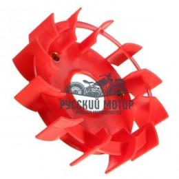 Вентилятор охлаждения на магнето 139QMB/152QMI/157QMJ (цветной) RDR