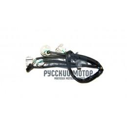 Проводка (коса) VOLCAN 150 cc (нового образца с 2013 г.) В42 передней фары
