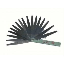 Набор щупов для регулировки клапанов (0.05-1.00 мм)