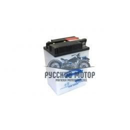 Аккумулятор Moratti 6N11A-3 (6V/11Ah сух.зар.б/эл. 122x58x132)