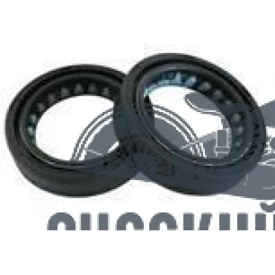 Сальники передней вилки (33*45*10,5) Pitbike (2 шт в комп) резина
