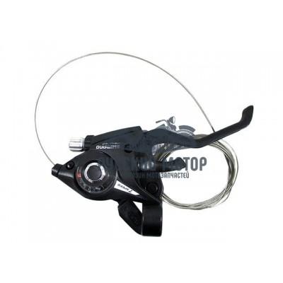 Ревошифт Shimano Tourney SL-RS35 лев/прав., 3*7ск., тр., без инд.упаковки 3132666-RS35A