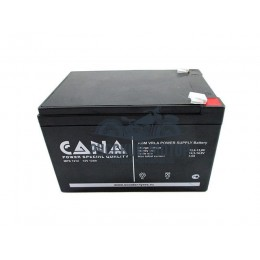 Аккумулятор CANA MPS 12v 12hr ( 151*98*96) 4