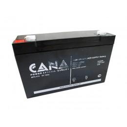 Аккумулятор CANA MPS 6v 10hr ( 151*51*94) 10