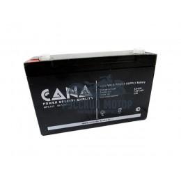 Аккумулятор CANA MPS 6v 12hr ( 151*51*94) 10