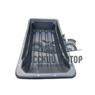 Сани волокуши №4 с рамной конструкцией и сцепным устройством 1700*740/500*320