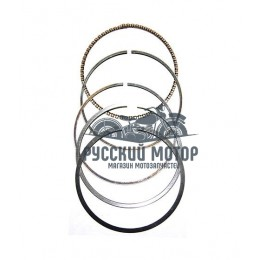 Кольца поршневые 4Т 167FMM (CG250) D66.5