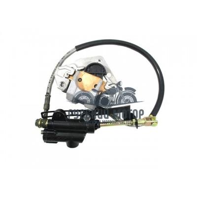 Тормозная система задняя CRF50 один поршень 480 мм
