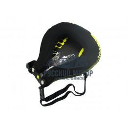 Защита шеи мотоциклиста N02B черная Scoyco