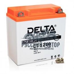 АКБ DELTA CT 1210 YTX10-BS (135*78*138)