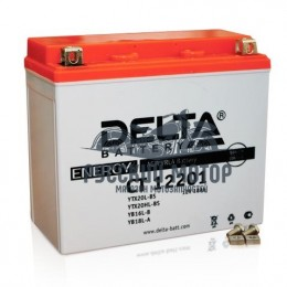 АКБ DELTA CT 12201 YT19BL-BS (181*77*167)