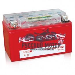 АКБ RED ENERDGY RE 1208 YT7B-BS, YT7B-4 (150*66*94)
