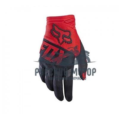 Перчатки FOX F03 (M) красные