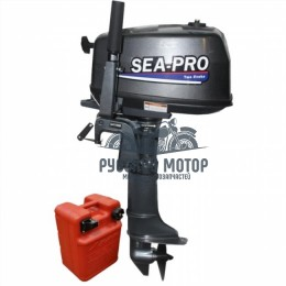 Лодочный мотор Sea-Pro Т 5(S)