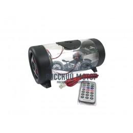 Аудиосистема для мототехники (сабвуфер, МР3, ПДУ) SUB133-LED