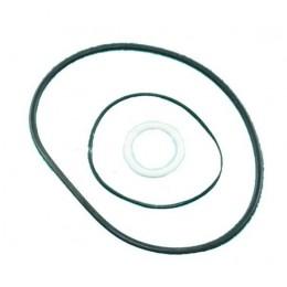 Кольца (набор) мотоцикла ИЖ Юпитер 6 резиновые (3шт: большая+средняя+маленькая)