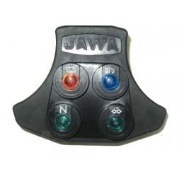 Панель контрольных ламп мотоцикла Ява
