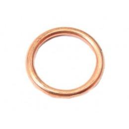 Прокладка мотоцикла Сова глушителя медная (кольцо)