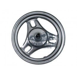 Диск колеса 10' Suzuki AD-50 передний, штампованный, дисковый тормоз