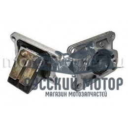 Клапан лепестковый Suzuki RUN, TB-50, BM, Geely, 1P41QMB