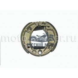 Колодки Honda Dio 50 барабанный тормоз